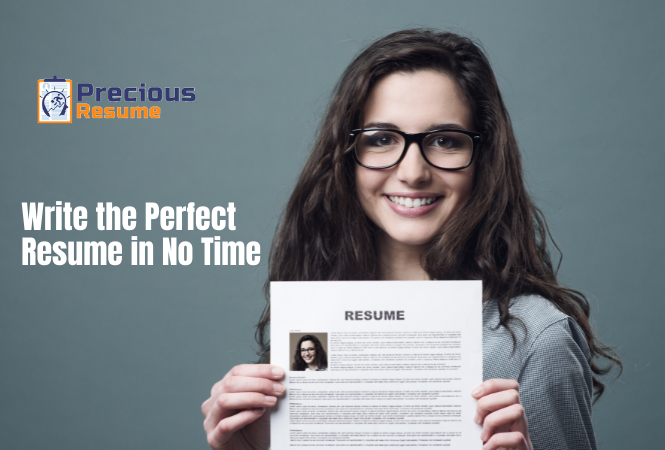 Write the Perfect Resume in No Time
